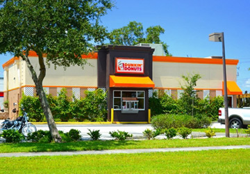 the ben-moshe brothers of marcus millichap triple net nnn single tenant nnn cap rates dunkin donuts 20-year net lease palm bay florida