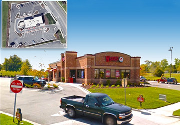 the ben-moshe brothers of marcus millichap commercial real estate single tenant investment nnn caprates wendy's 20-year lease greensboro north carolina