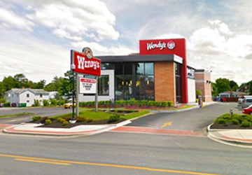 the ben-moshe brothers of marcus millichap triple net nnn single tenant nnn investment cap rates wendy's 20-year lease charles town west virginia
