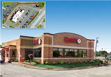 the ben-moshe brothers of marcus millichap triple net nnn single tenant nnn investment cap rates wendy's 20-year lease thomasville north carolina
