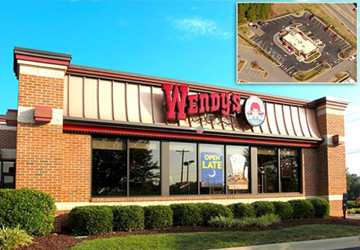 the ben-moshe brothers of marcus millichap commercial real estate nnn cap rates wendy's 20-year net lease advance north carolina