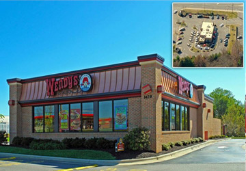 the ben-moshe brothers of marcus millichap triple net nnn single tenant nnn investment cap rates wendy's absolute-net clemmons north carolina