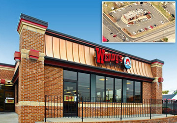 the ben-moshe brothers of marcus millichap commercial real estate single tenant investment nnn cap rates wendy's absolute-net clemmons north carolina