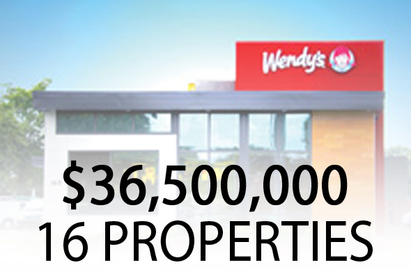 the ben-moshe brothers of marcus millichap triple net nnn single tenant nnn investment cap rates wendy's alabama and virginia net lease