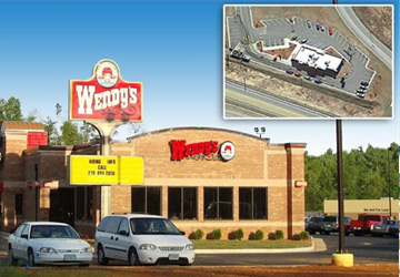 the ben-moshe brothers of marcus millichap triple net nnn single tenant nnn investment cap rates wendy's absolute-net stuart virginia