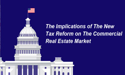 The Implications of The New Tax Reform on The Commercial Real Estate Market