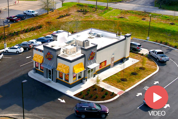 commercial real estate property for sale churchs chicken columbia tn nnn single tenant the ben-moshe brothers of marcus & millichap